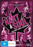 HART & SOUL - THE HART FAMILY ANTHOLOGY