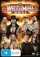 WRESTLEMANIA 26 2DVD