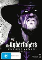 UNDERTAKERS DEADLIEST MATCHES