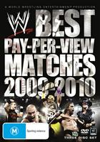 BEST PAY-PER-VIEW MATCHES OF THE YEAR 2009/2010