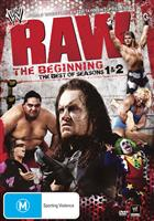 RAW: THE BEGINNING SEASONS 1 & 2