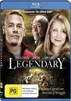 LEGENDARY (BLURAY)