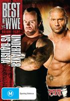 BEST OF WWE - VOL 8 UNDERTAKER VS BATISTA