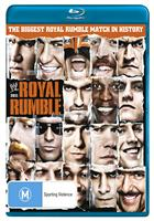 ROYAL RUMBLE 2011 (BLURAY)