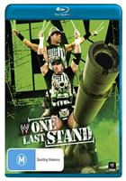 D-GENERATION X: ONE LAST STAND (BLURAY)