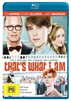 THATS WHAT I AM (BLURAY)