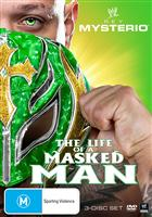 REY MYSTERIO - LIFE OF A MASKED MAN