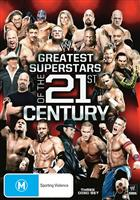 GREATEST SUPERSTARS OF THE 21ST CENTURY