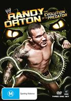 RANDY ORTON - EVOLUTION OF A PREDATOR
