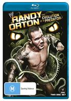 RANDY ORTON - EVOLUTION OF A PREDATOR (BLURAY)