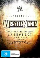 WRESTLEMANIA ANTHOLOGY VOL 1