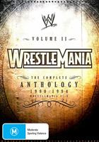 WRESTLEMANIA ANTHOLOGY VOL 2