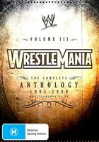 WRESTLEMANIA ANTHOLOGY VOL 3