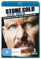 STONE COLD STEVE AUSTIN: THE BOTTOM LINE... (BLURAY)