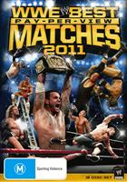 BEST PAY-PER-VIEW MATCHES OF 2011