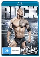 THE ROCK - EPIC JOURNEY OF DWAYNE JOHNSON (BLURAY)