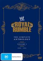 ROYAL RUMBLE ANTHOLOGY VOL. 1