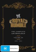 ROYAL RUMBLE ANTHOLOGY VOL. 3