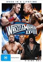 WRESTLEMANIA 28 (XXVIII) COLL ED