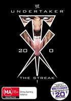 UNDERTAKER: THE STREAK (BLURAY)