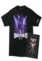 UNDERTAKER: THE STREAK (BLURAY) + T-SHIRT MEDIUM
