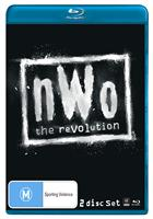 N.W.O.: THE REVOLUTION (BLURAY)