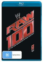 TOP 100 MOMENTS IN RAW HISTORY (BLURAY)