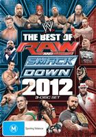 BEST OF RAW & SMACKDOWN 2012