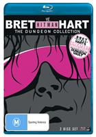 BRET HIT MAN HART: THE DUNGEON COLLECTION (BLURAY)