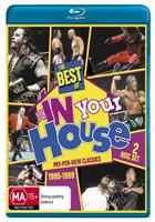 BEST OF IN YOUR HOUSE (BLURAY)