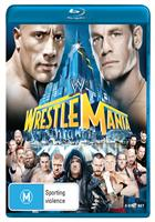 WRESTLEMANIA 29 - BLURAY