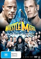 WRESTLEMANIA 29 - 2DVD
