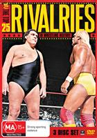 TOP 25 RIVALRIES IN WRESTLING HISTORY