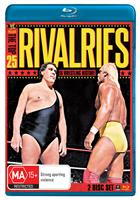 WWE PRESENTS THE TOP 25 RIVALRIES IN WRESTLING HISTORY (BLURAY)