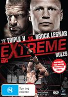 EXTREME RULES 2013 (AUST. TOUR EDITION)