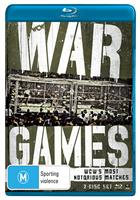 BEST OF WAR GAMES (BLURAY)