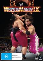 WRESTLEMANIA 9