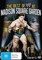 BEST OF WWE AT MADISON SQUARE GARDEN