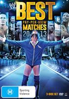 BEST PAY-PER-VIEW MATCHES 2013