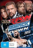BEST OF RAW & SMACKDOWN 2013