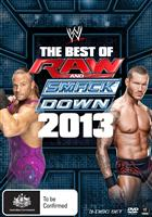 BEST OF RAW & SMACKDOWN 2013 (BLURAY)