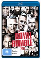 ROYAL RUMBLE 2014 (BLURAY)