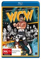 WCWS GREATEST PAY-PER-VIEW MATCHES VOL 1