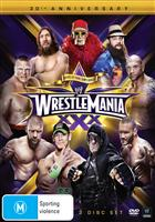 WRESTLEMANIA 30 - COLLECTORS EDITION