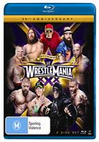 WRESTLEMANIA 30 - BLURAY