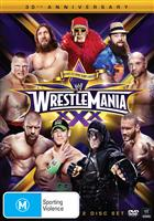 WRESTLEMANIA 30 - 2DVD