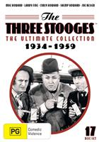 Three Stooges, The - The Ultimate Collection