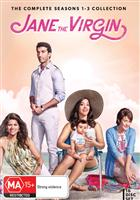 Jane The Virgin Collection S1-3