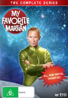 My Favorite Martian Complete Collection