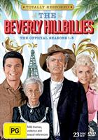The Beverly Hillbillies Season 1 - 5 Collection